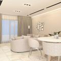 Salon vue 1 - Residence Narjess 2 BY Diar Chermiti