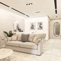 Salon vue 2 - Residence Narjess 2 BY Diar Chermiti